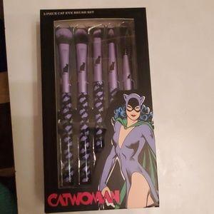Catwoman Makeup Brushes